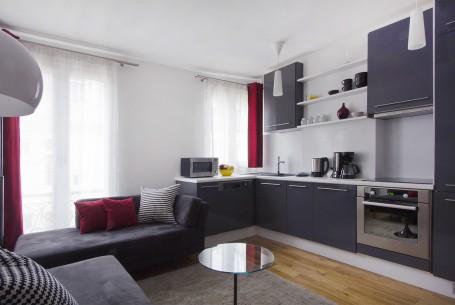 Appartement rue Sambre et Meuse, Paris X
