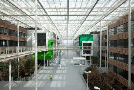 Campus de bureaux, Clérmont-Ferrand