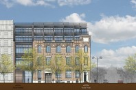 Restructuration et surélévation immeuble de bureau, Paris XVII