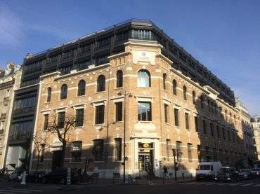 Immeuble de bureau à Paris XVII – Restructuration et surélévation