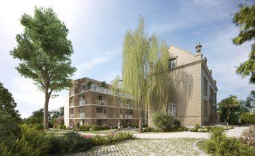 25 logements à Ville d'Avray – Extension, surélévation et construction neuve