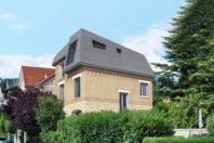 Surélévation d'une maison à Ville d'Avray